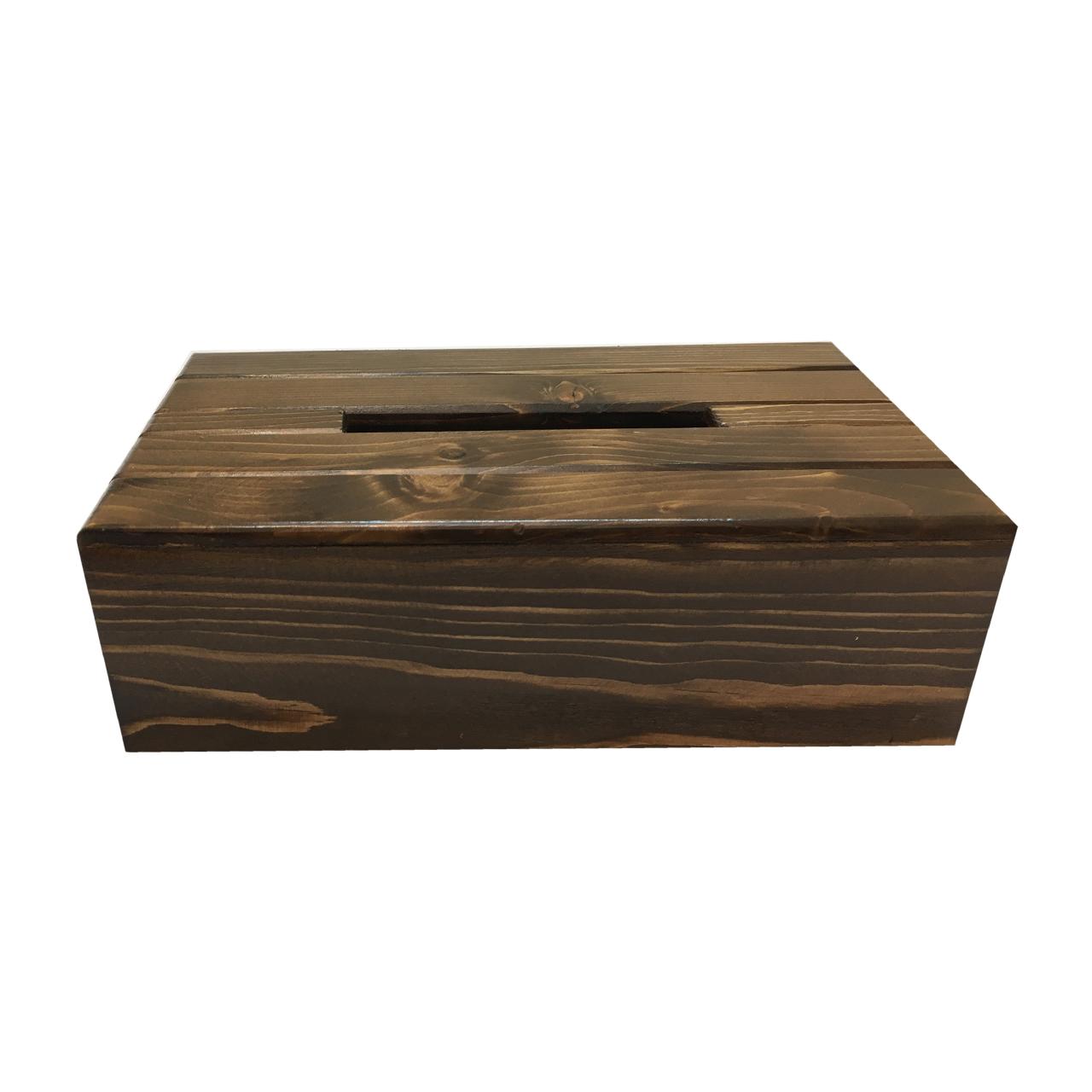 عکس جعبه دستمال کاغذی مدل نگارمن