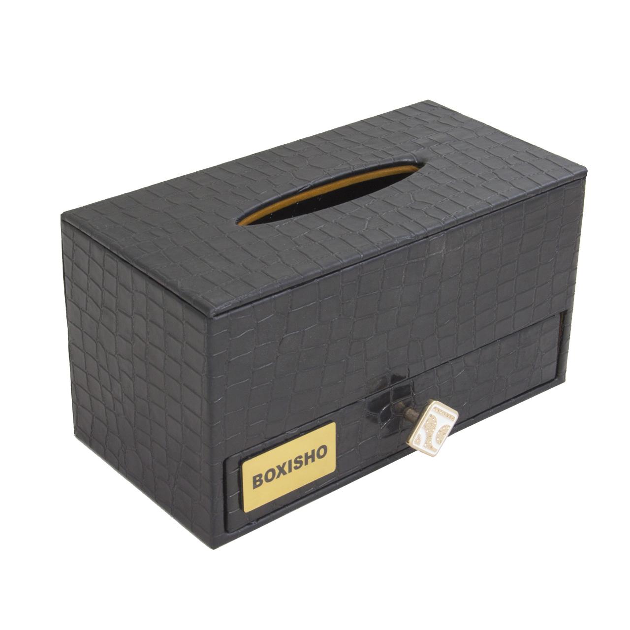 عکس جعبه دستمال کاغذی باکسیشو مدل G-111