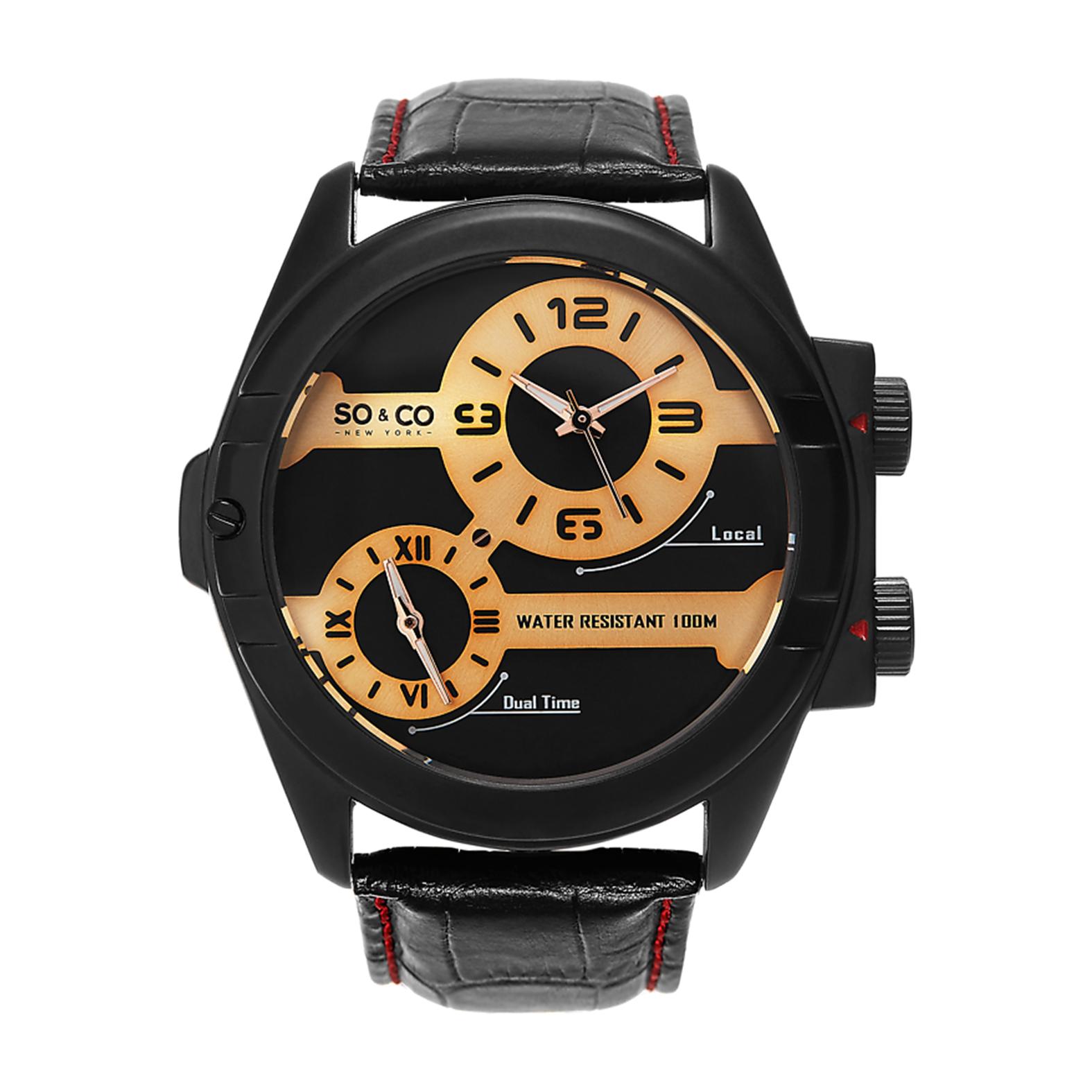 ساعت مچی عقربه ای مردانه سو اند کو مدل 5209.2
