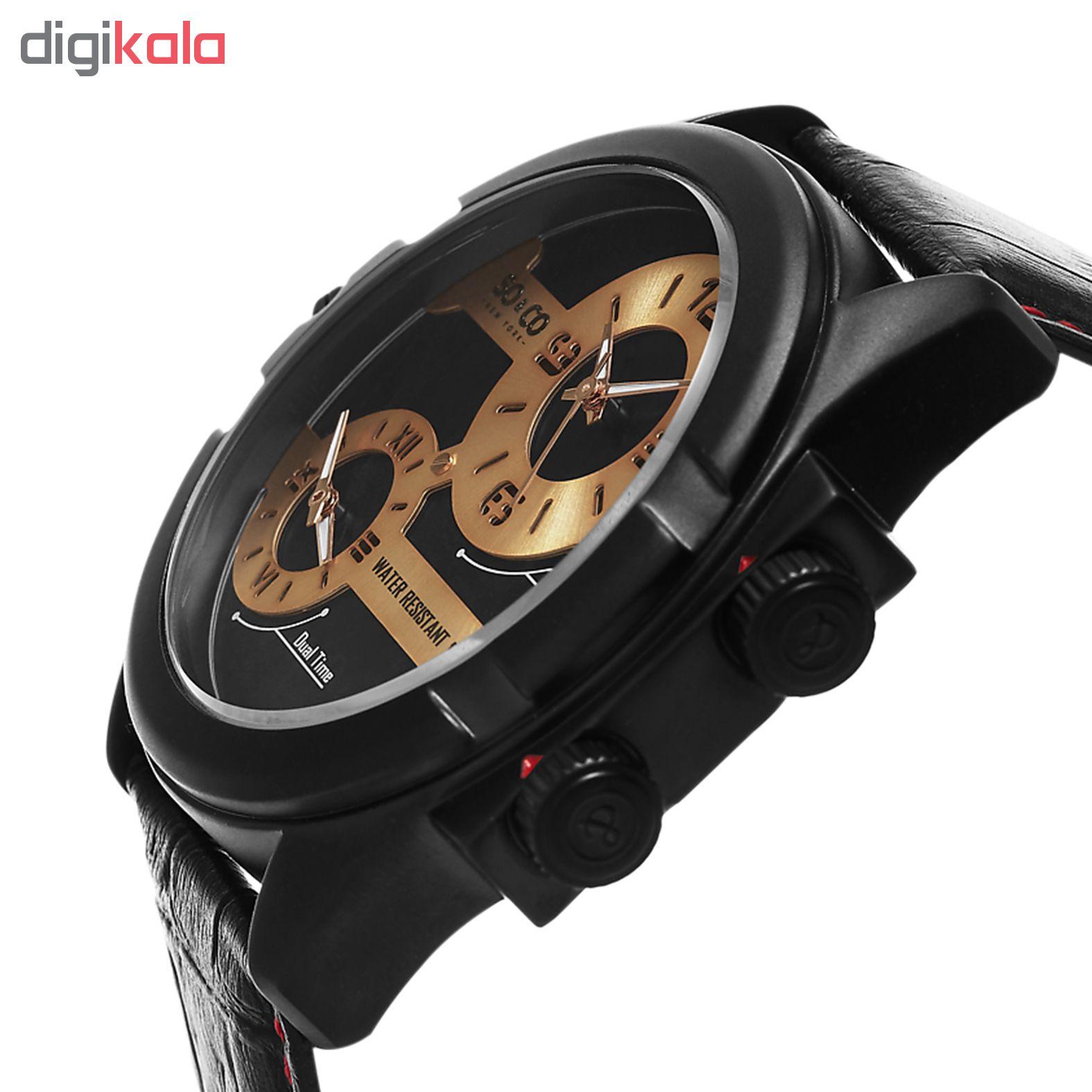 خرید ساعت مچی عقربه ای مردانه سو اند کو مدل 5209.2