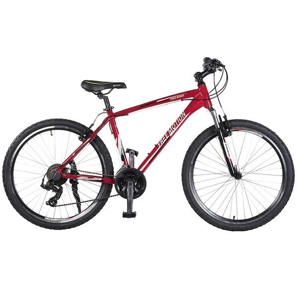 دوچرخه هیبریدی فری موشن مدل Free Rider EF 65 سایز 26 - سایز فریم 18