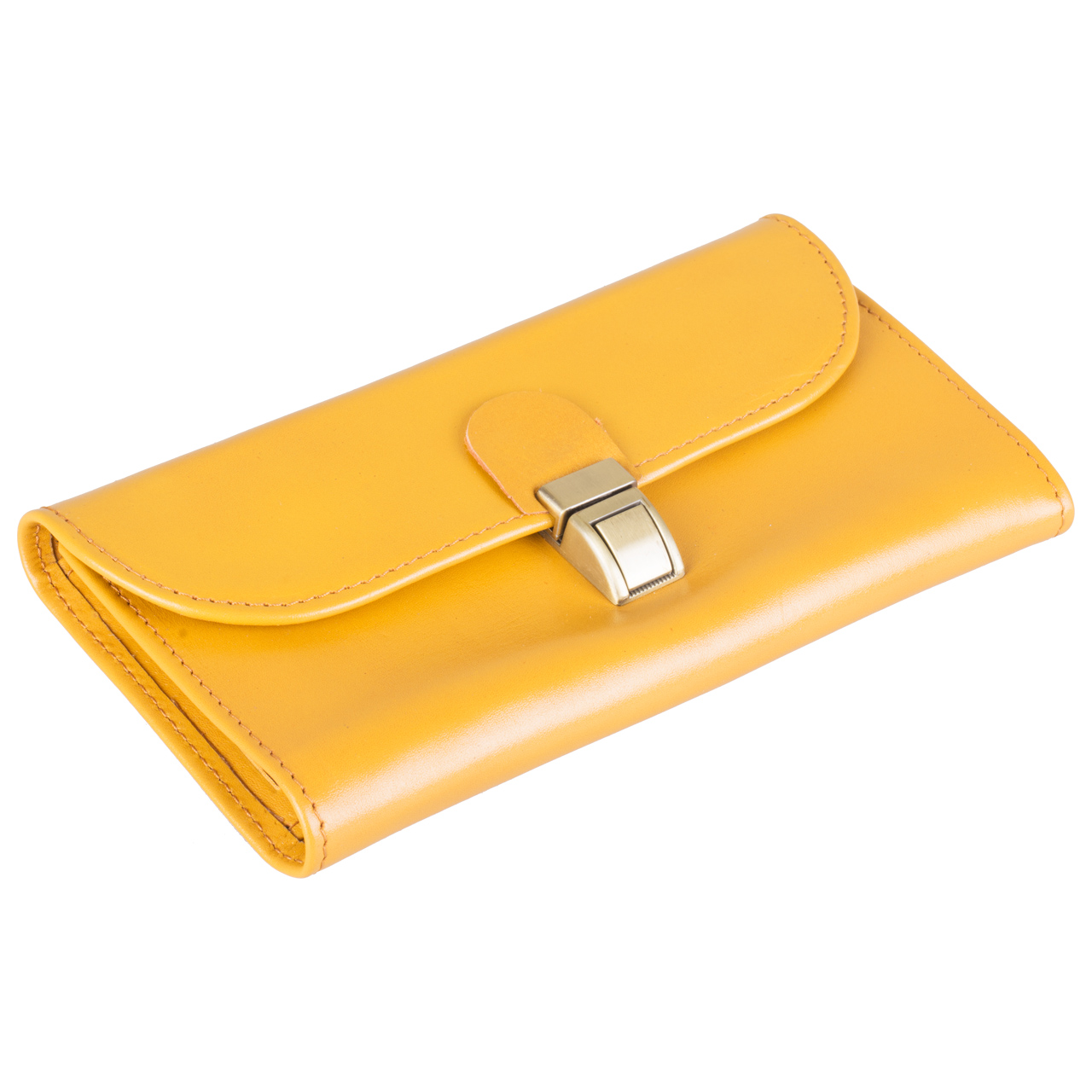کیف پول زنانه چرم طبیعی زیویک مدل 002