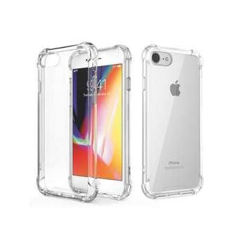 کاور شفاف کینگ کونگ مدل Anti-Burst مناسب برای گوشی موبایل اپل iPhone 7Plus/8Plus