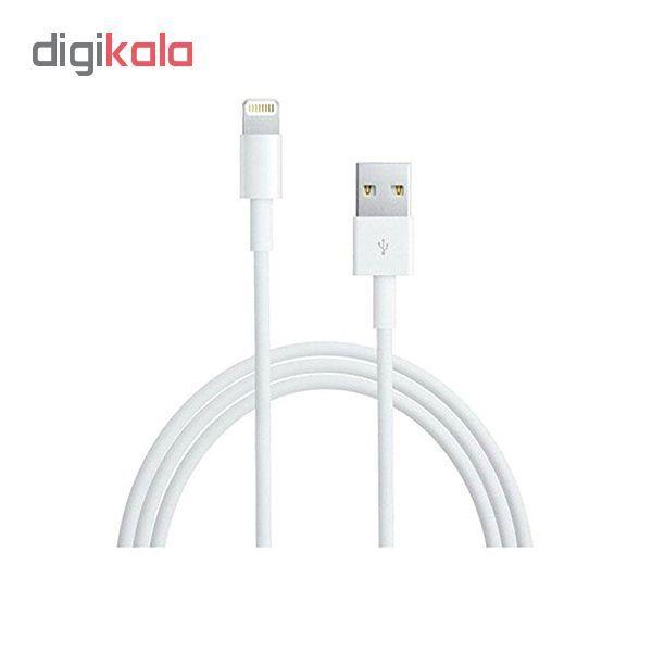 کابل تبدیل USB به لایتنینگ مدل 33 طول 1 متر main 1 2