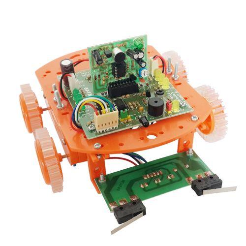 کیت آموزشی چهار ربات نوآوران الکترونیک مدل روبونو2