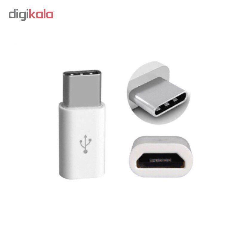 مبدل micro USB به TYPE-C مدل CQ15 main 1 2