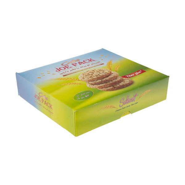 شیرینی جو پرک با طعم دارچین سلامت - 290 گرم