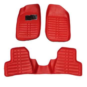 کفپوش سه بعدی خودرو مدل 01 مناسب برای پژو 206