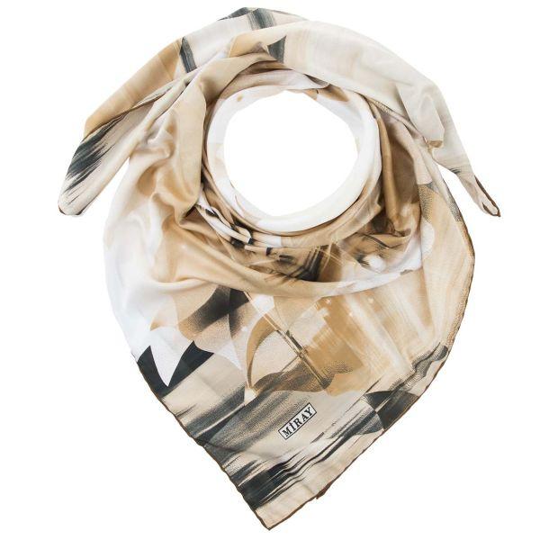 روسری میرای مدل M-218 - شال مارکت