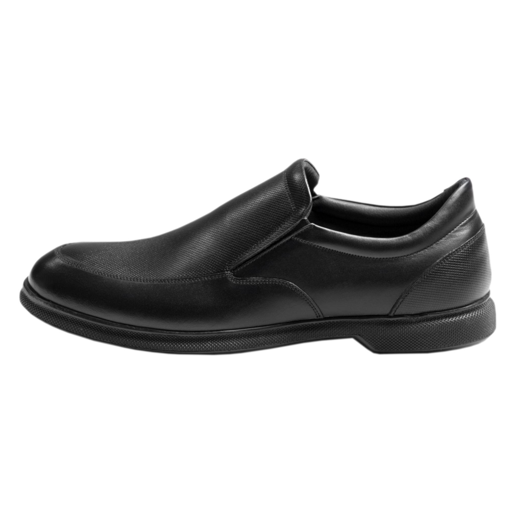 کفش مردانه سی سی مدل نروژی رنگ مشکی