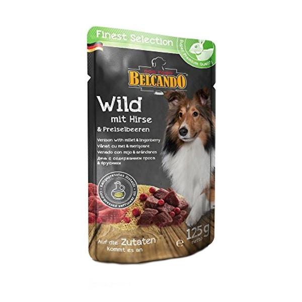 پوچ سگ بلکاندو مدل Wild وزن 0.125 کیلوگرم
