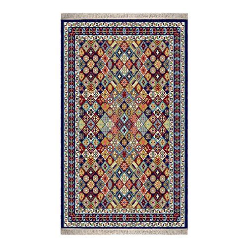 فرش ماشینی طرح گبه  لوپ کد2030