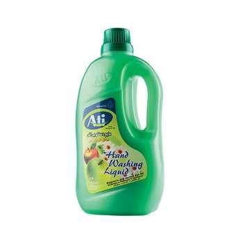 مایع دستشویی آتی مدل شفاف با رایحه سیب وزن 2200 گرم