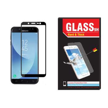محافظ صفحه نمایش شیشه ای مدل Hard and thick مناسب برای گوشی موبایل سامسونگ J6 2018