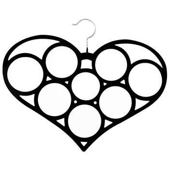 آویز شال و روسری طرح قلب