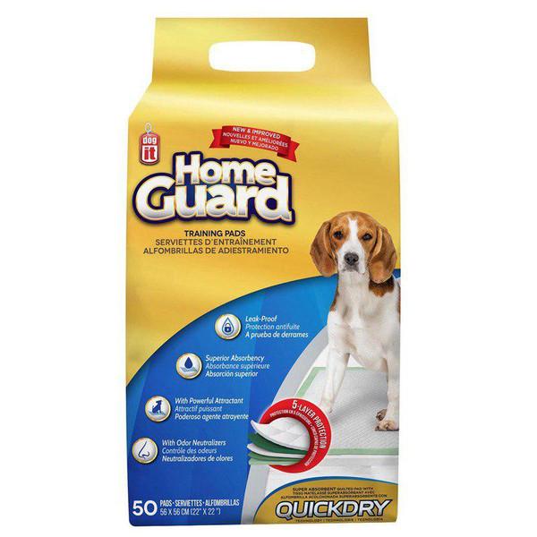 پد زیرانداز بهداشتی سگ و گربه هوم گارد مدل کوئیک درای