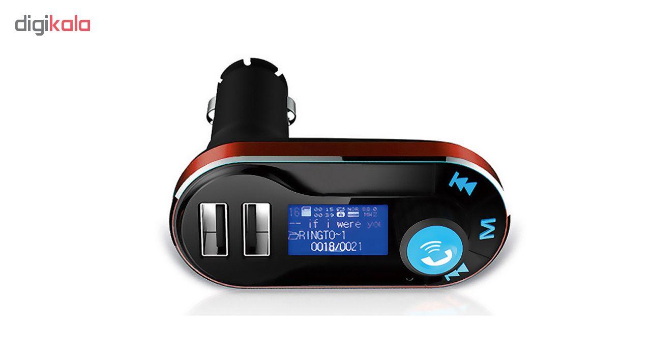 خرید اینترنتی پخش کننده اف ام خودرو ارلدام مدل ET- M5 اورجینال