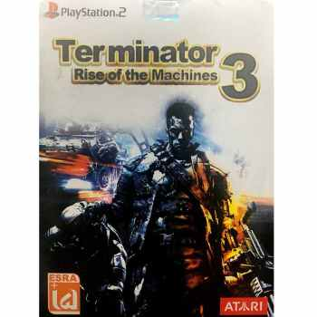 بازی Terminator3 Rise of the Machines مخصوص PS2