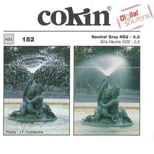 فیلتر لنز کوکین مدل Neutral Grey ND2 Z152