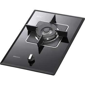 اجاق گاز 1 شعله شیشه ای مدل G-1301 (53×520×350 میلیمتر) | Steel Alborz Kitchen Appliances