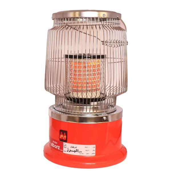 بخاری برقی البرز مدل V2000