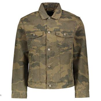 کت مردانه برشکا مدل 505-503-1311 | Bershka 1311-503-505 Coat For Men