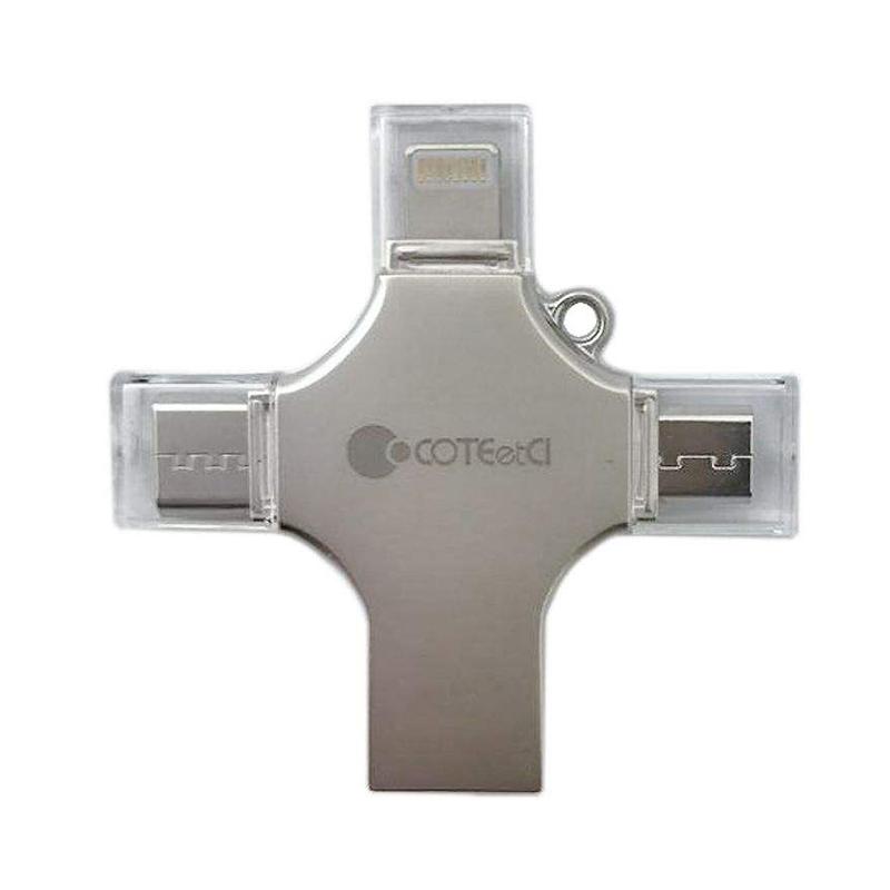 فلش مموری کوتتسی مدل CS8836-256 ظرفیت 256 گیگابایت