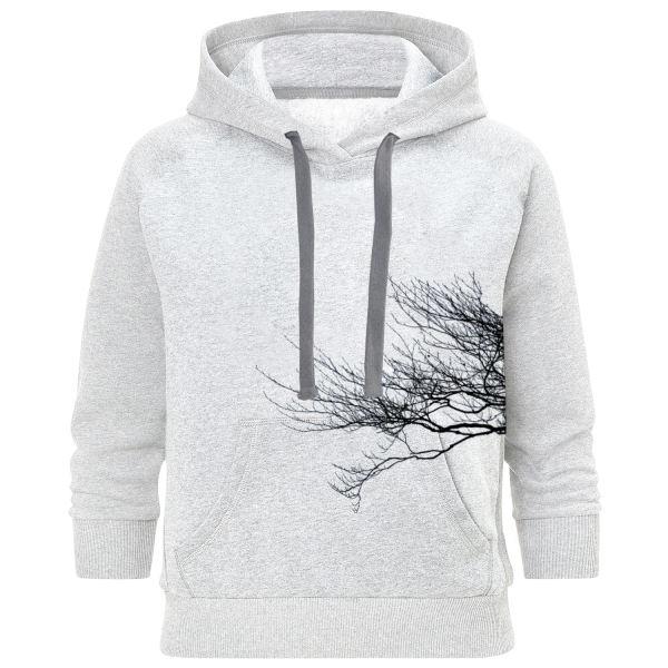 هودی مردانه طرح شاخه کد A51