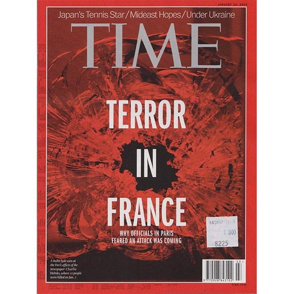 مجله تایم - نوزدهم ژانویه 2015