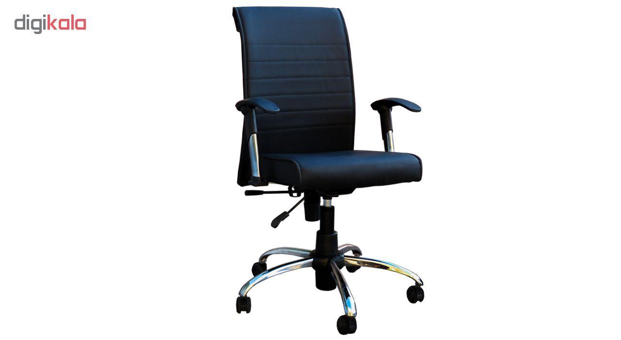 صندلی اداری اوان کد K320L چرمی main 1 6