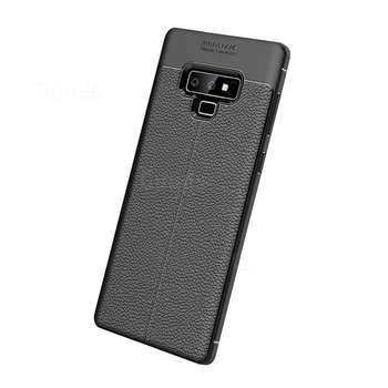 کاور اتو فوکوس طرح چرم مناسب برای گوشی موبایل سامسونگ Galaxy NOTE 9