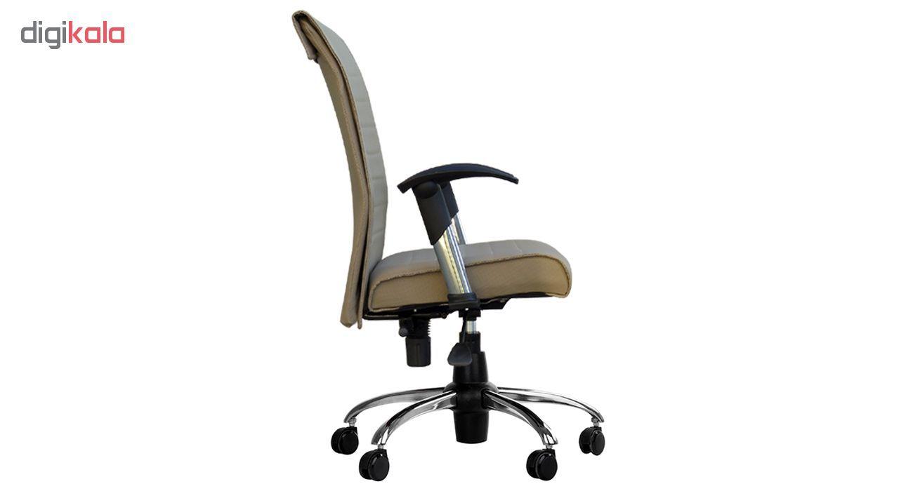 صندلی اداری اوان کد K320L چرمی main 1 5