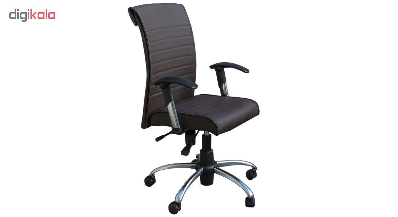 صندلی اداری اوان کد K320L چرمی main 1 4