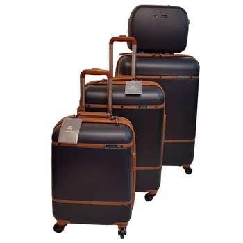 مجموعه 4 عددی چمدان امباسادور مدل ET2 |