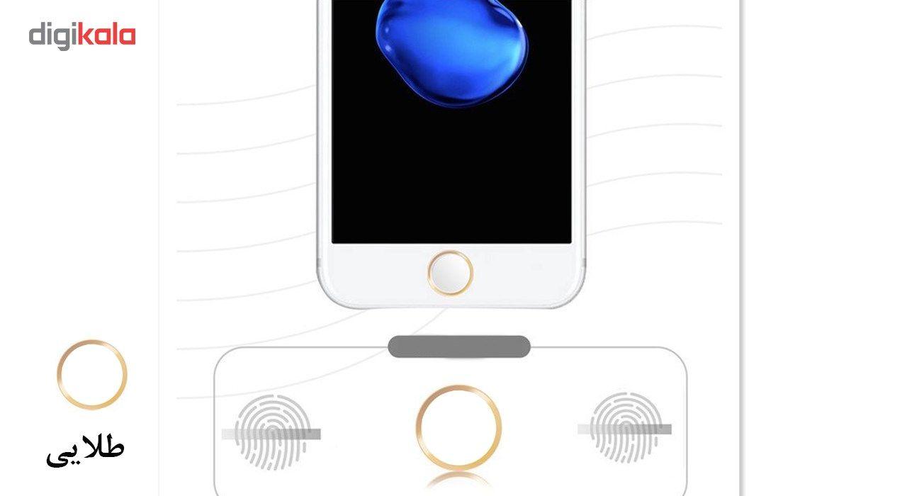 محافظ دکمه هوم مناسب برای گوشی اپل main 1 9