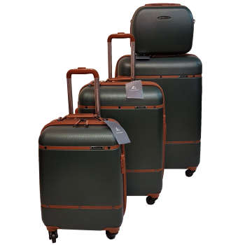 مجموعه 4 عددی چمدان امباسادور ET00 |