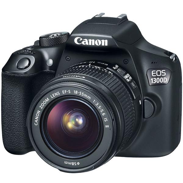دوربین دیجیتال کانن مدل EOS 1300D به همراه لنز  18-55 میلی متر IS II