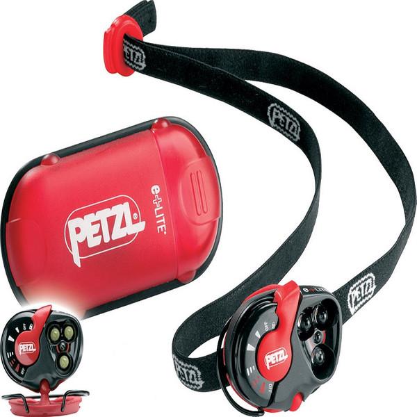 چراغ پیشانی پتزل مدل  Petzl E+Lite