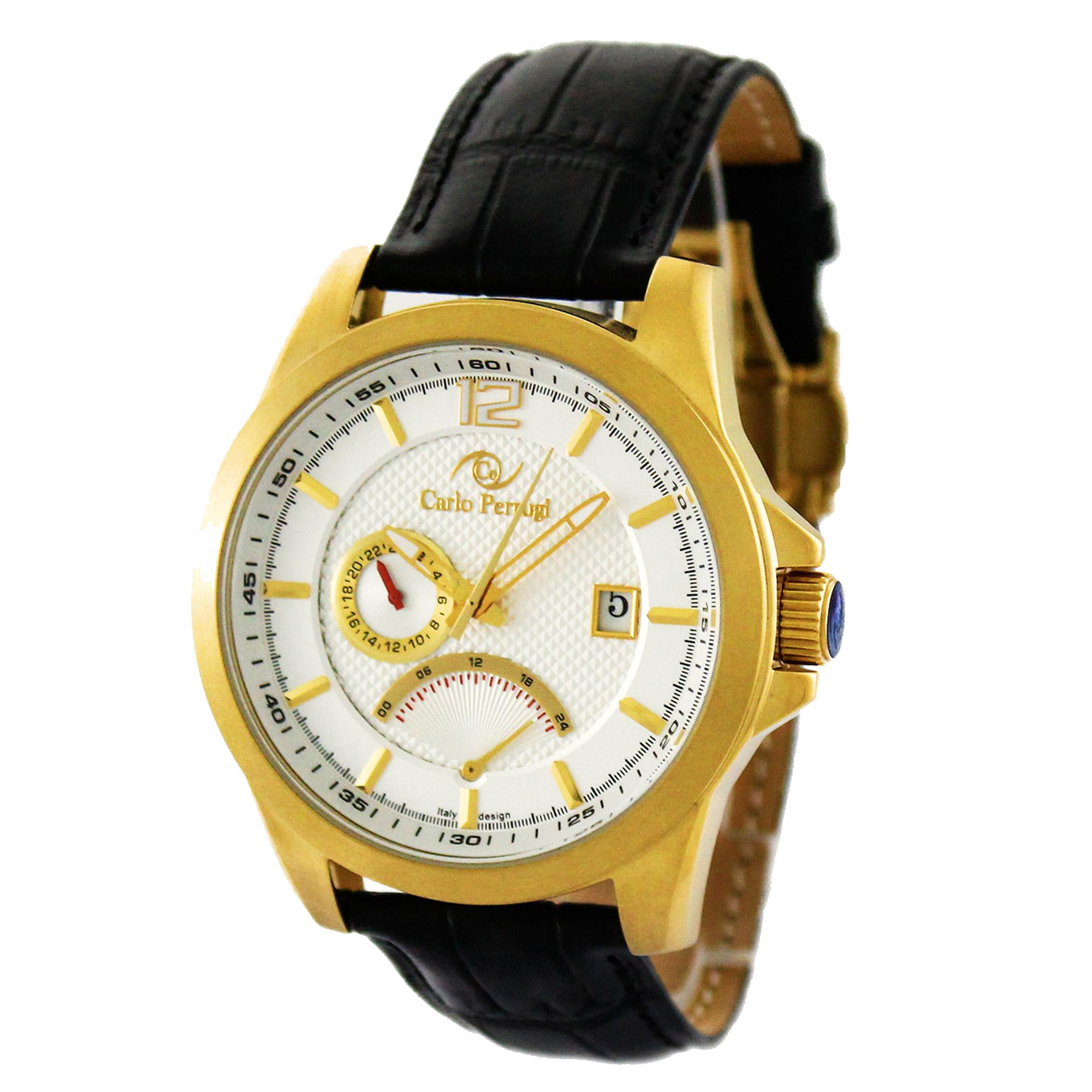 ساعت مچی عقربه ای مردانه کارلو پروجی مدل CG3009 9