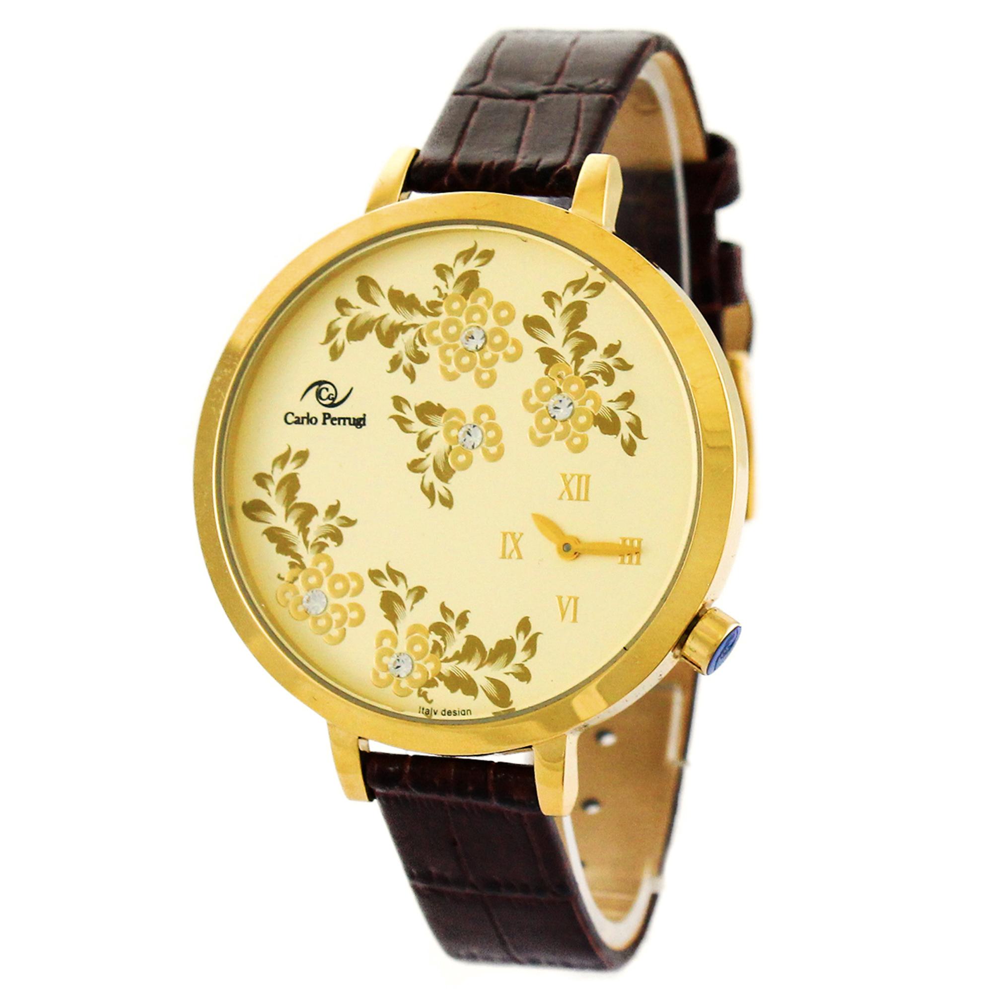 ساعت مچی عقربه ای زنانه کارلو پروجی مدل CG3006-1