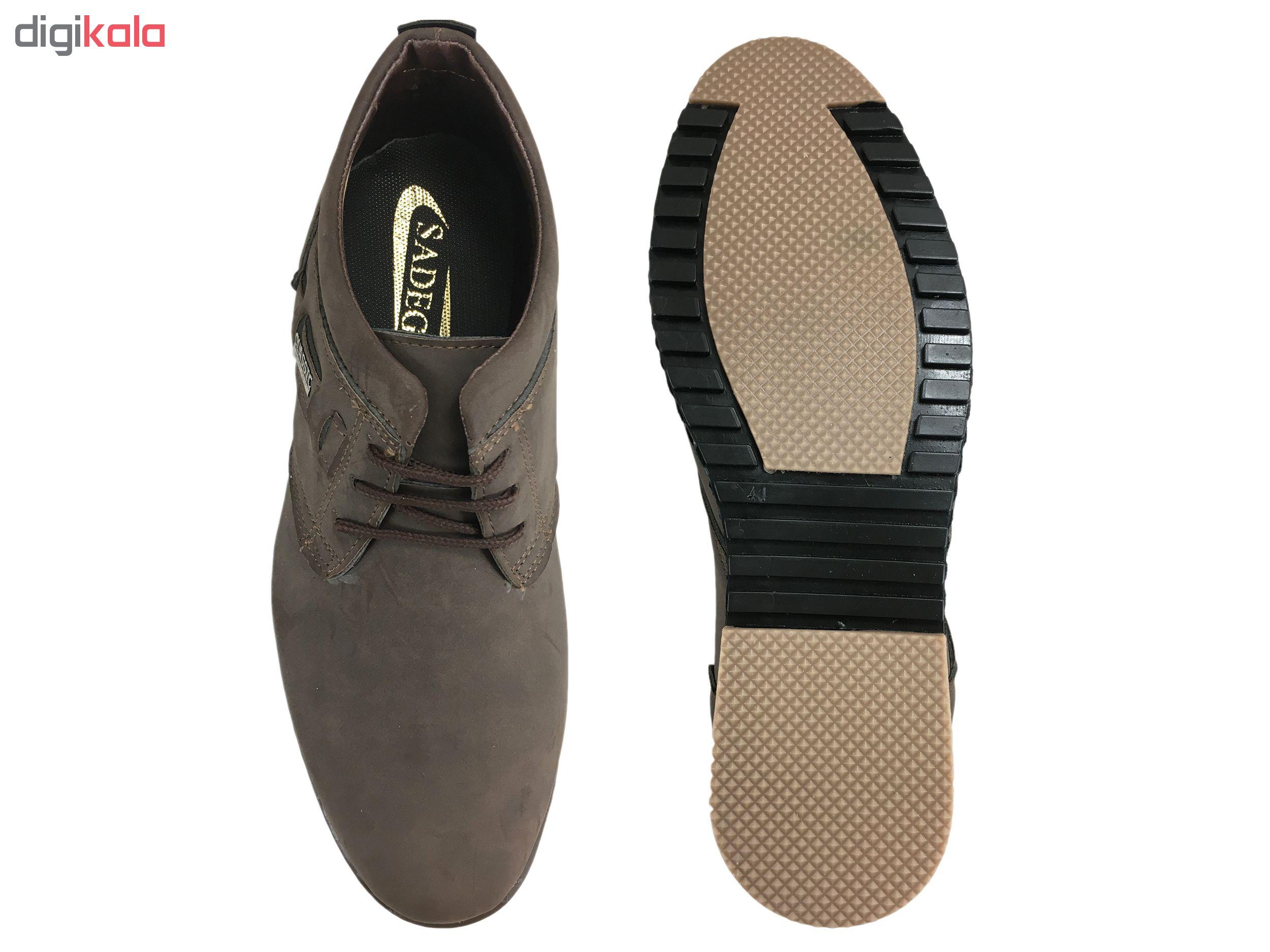 کفش مردانه مدل قوچان کد 3264