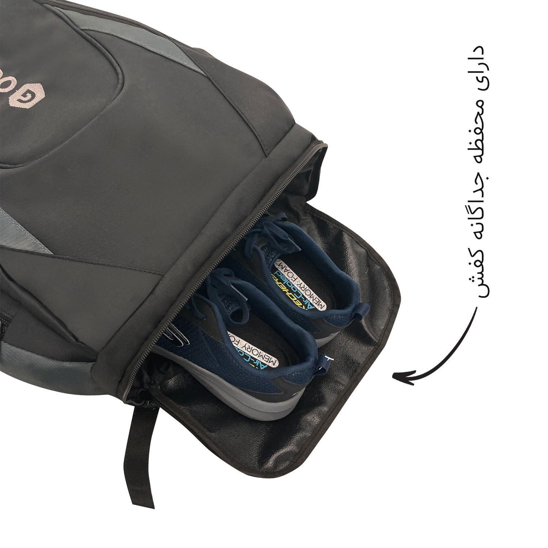 کوله پشتی ورزشی گوگانا مدل gog4020 thumb 12