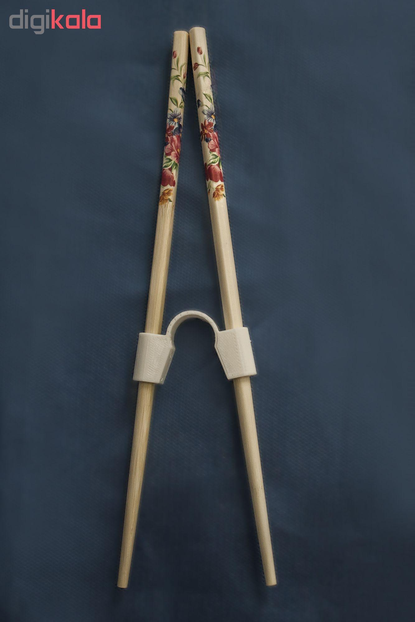 نگهدارنده چوب چاپستیک مدل pla 56