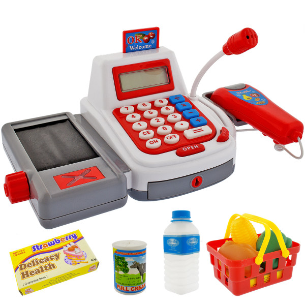 اسباب بازی صندوق فروشگاه مدل My Funny Cash Register