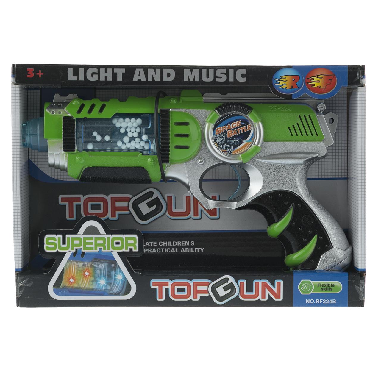 تفنگ اسباب بازی مدل Superior002