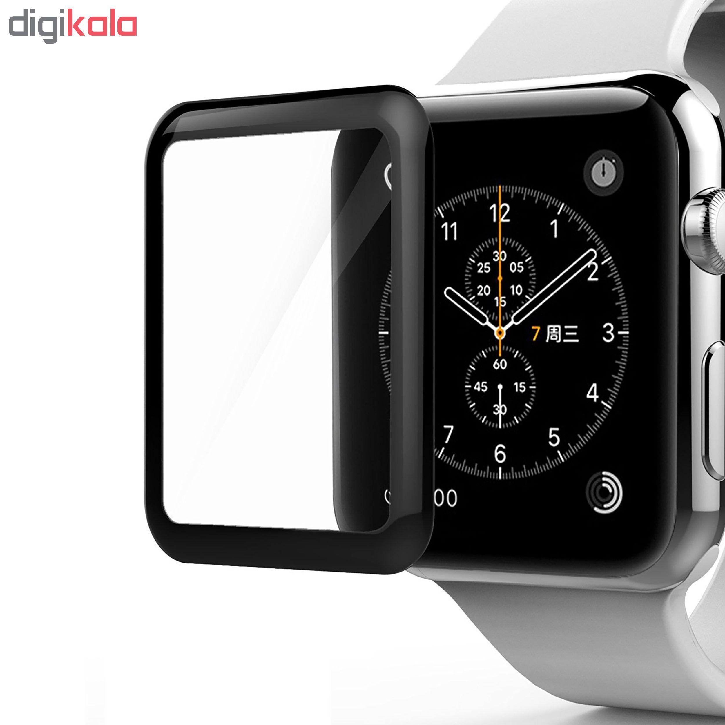 محافظ صفحه نمایش سومگ مدل TG3مناسب برای اپل واچ 38 میلی متری main 1 2