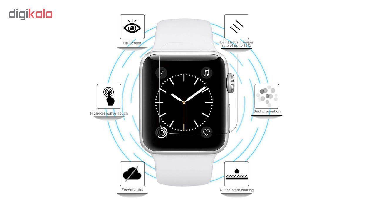 محافظ صفحه نمایش سومگ مدل TG3مناسب برای اپل واچ 38 میلی متری main 1 6