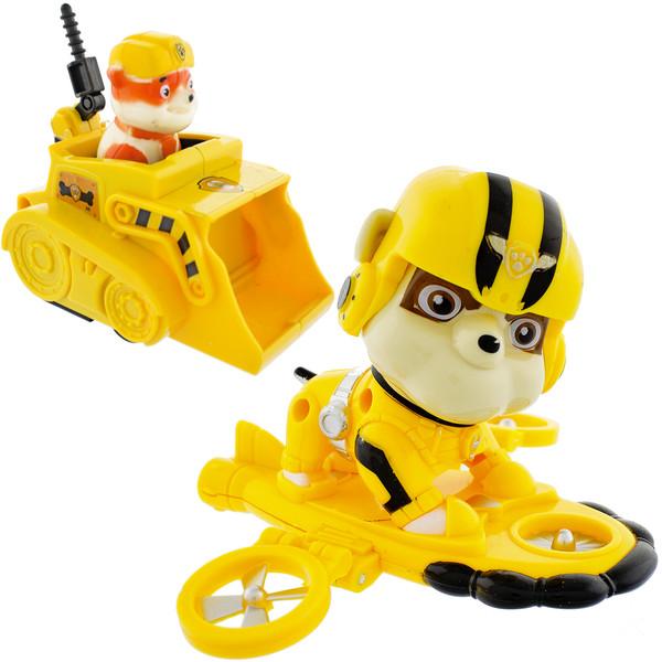 اکشن فیگور سگ نگهبان رابل مدل Paw Patrol