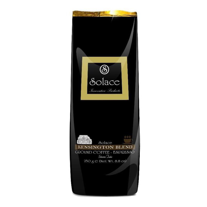 قهوه سولیس مدل KENSINGTON GROUND DARK ROAST مقدار 250 گرم