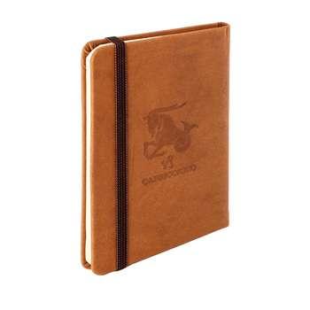 دفترچه یادداشت جیبی طرح سمبل دی